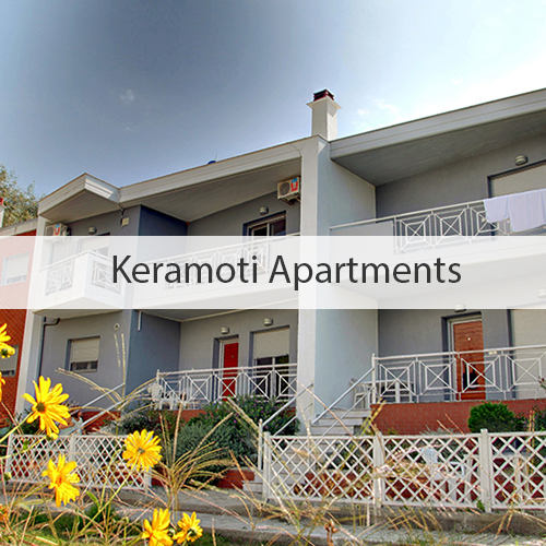 Keramoti Apartments